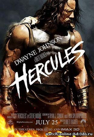 Геракл / Hercules, 2014 смотреть онлайн боевик, фантастика, США
