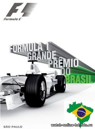 Формула-1 Гран-при Бразилии. Квалификация (12.11.2016) смотреть онлайн