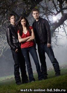 Дневники вампира (2012, 4 сезон) смотреть 1-14 серию онлайн