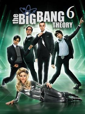 Теория Большого Взрыва 6 смотреть онлайн 17 серия 2013 / The Big Bang Theory