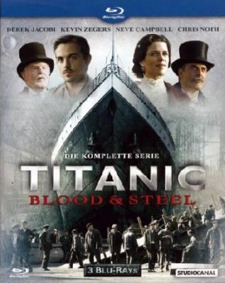 Титаник: Кровь и сталь смотреть онлайн 7 серия 2013 / Titanic: Blood and Steel