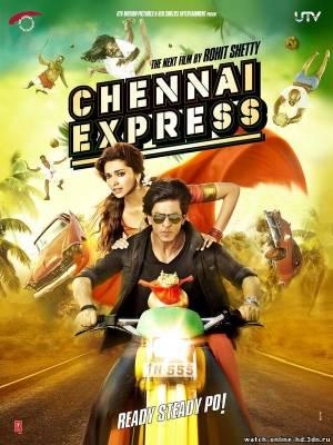 Ченнайский экспресс смотреть онлайн фильм / Chennai Express (Боевик 2013) бесплатно онлайн