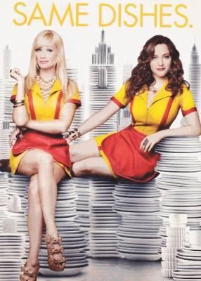 Две разорившиеся девочки 6 сезон смотреть онлайн 2, 3, 4, 5 серия 2016 / 6 Broke Girls бесплатно онлайн